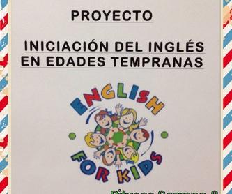 Escuela de padres: Servicios y actividades de Pitusos Serrano 8