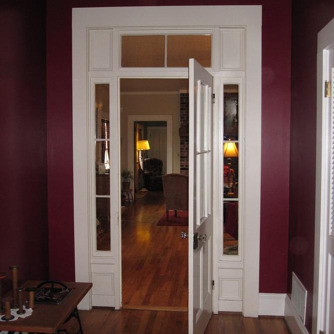 Clases de puertas de interior