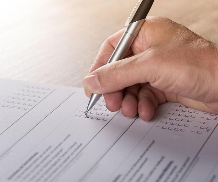 Licencia de actividad: Servicios de peritaje de R&M Gabinete Técnico