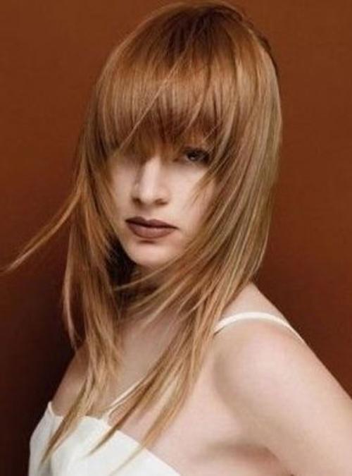 Peinados en capas
