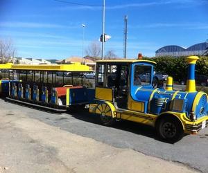 Servicio de tren turístico en Huelva