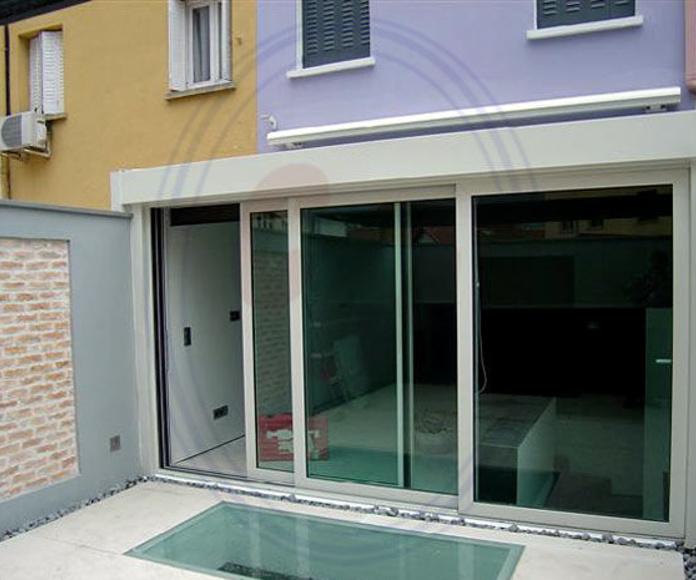 Vidrio para exteriores : Productos  de Cristalera Madrileña