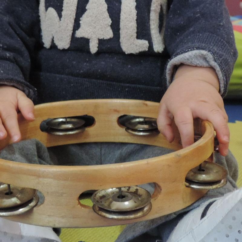 Clases de música: Servicios de Los Pequeñitos Escuela Infantil