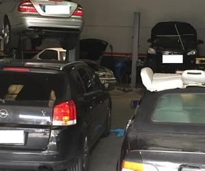 Taller especializado en electricidad del automóvil