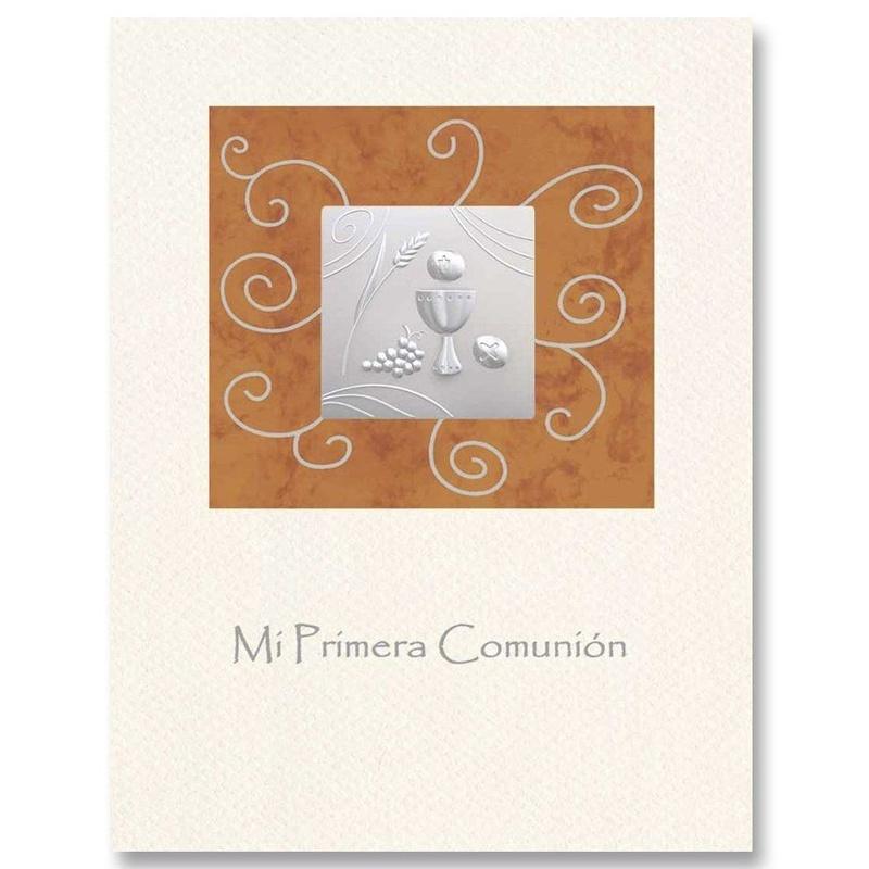 Libro comunión Luxury 8423647217136