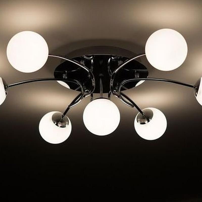 Instalación de lámparas: Servicios de Peymi