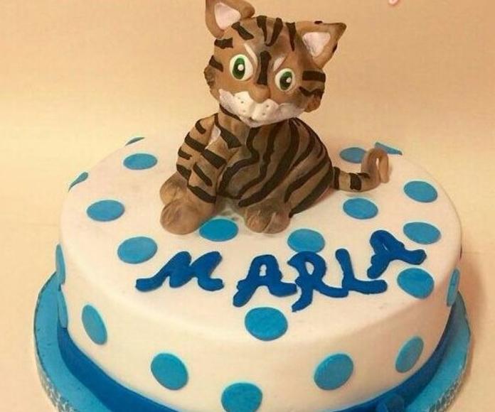 Cumpleaños: Productos de Taller de tartas Can Pinyol