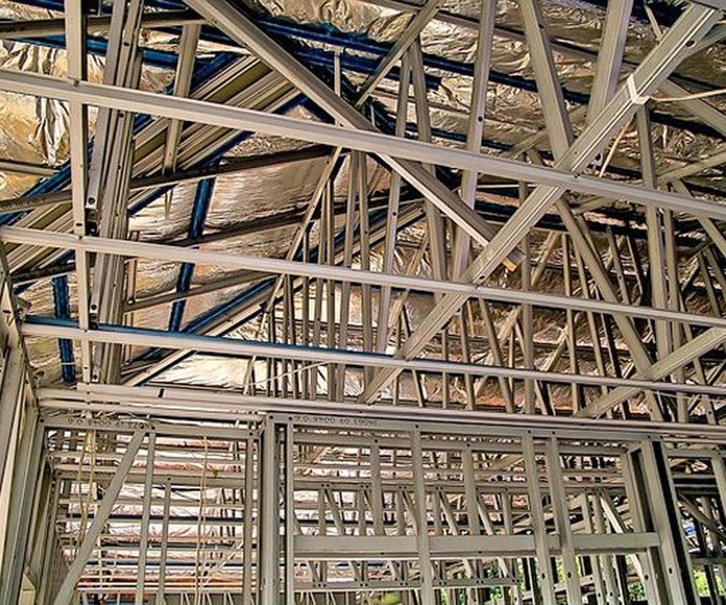 Las ventajas del acero en la construcción