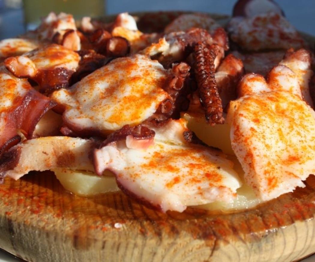 La gastronomía tradicional de Vigo