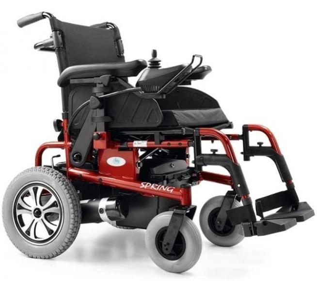 Sillas de ruedas - eléctricas - totalcare - spring: Productos de Ortopedia Ca N'Oriac