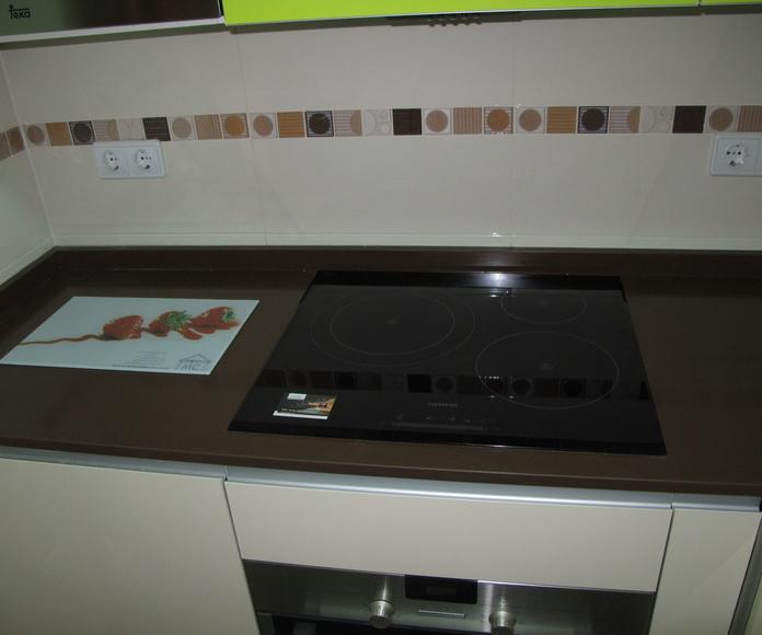 Proyecto Diseños Cocinas MC Realizado en Carabanchel