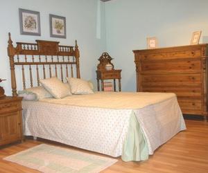 Dormitorios coloniales y clásicos
