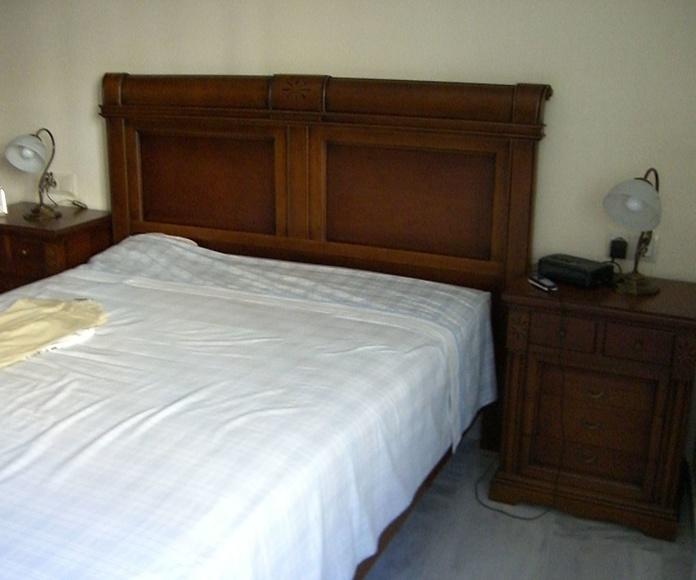 Dormitorios: CATÁLOGO de CARPINTERÍA Y EBANISTERÍA ARCAMADE