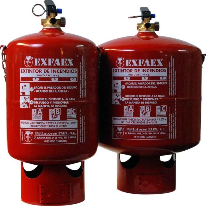Catálogo: Servicios de Extintores Proinse