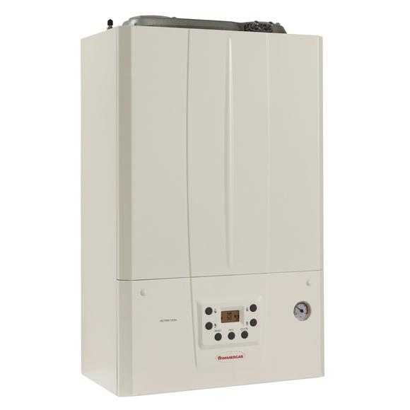 Calderas de condensación instantáneas Victrix Tera: Servicios de Instalaciones RR