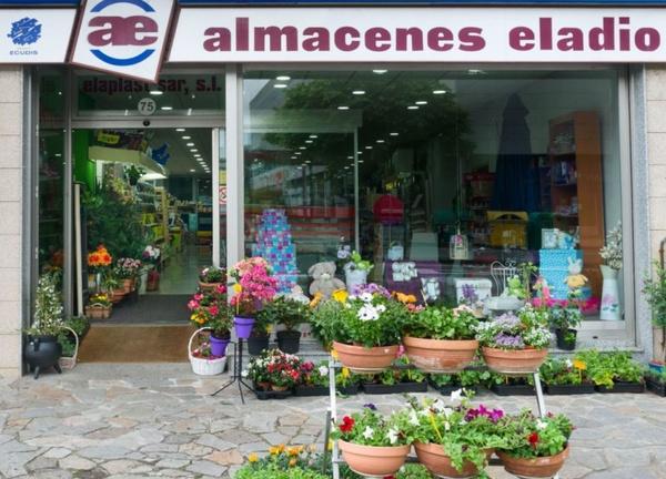 Venta de semillas en Santiago de Compostela