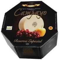 Caja para queso Quesos Campayo