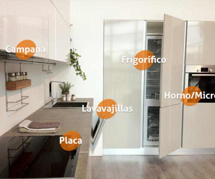 Electrodomésticos: Catálogo de TPC Cocinas