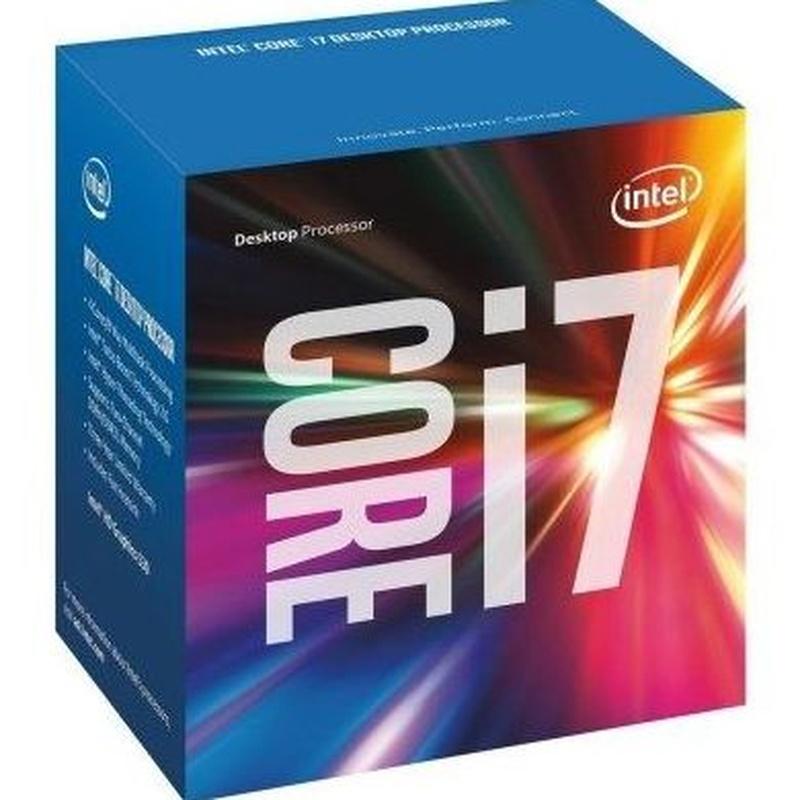 Intel Core i7 7700 3.6Ghz 8MB LGA 1151 BOX : Productos y Servicios de Stylepc