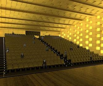 TEMPLO DE CULTURA QUINTANILLA KULTURGUNEA QUINTANILLA DE LA RIBERA (ÁLAVA): Nuestros Trabajos de Eko Ingeniería Acústica