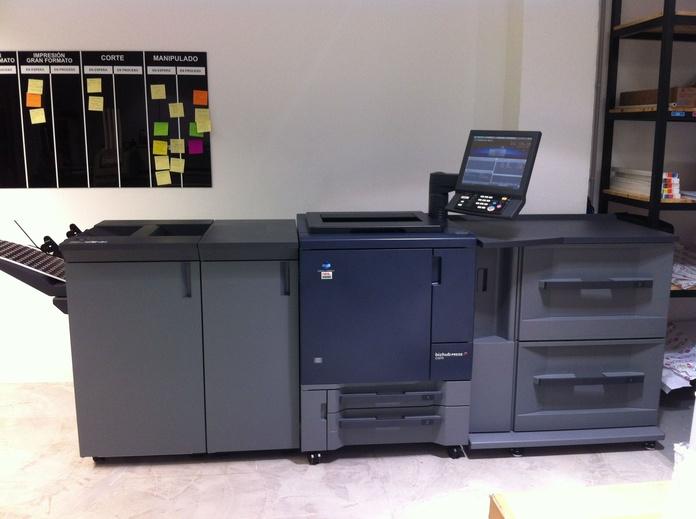 Impresión Digital Pequeño Formato