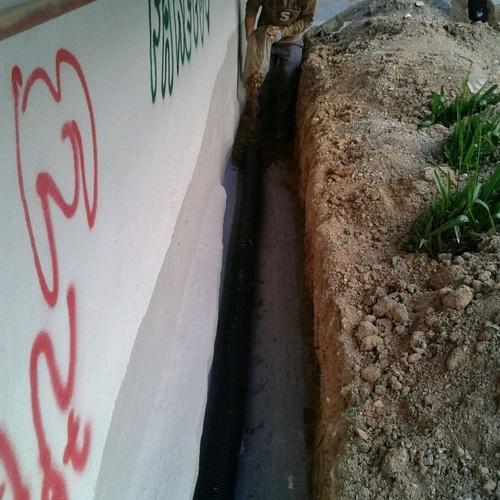 Tratamiento de humedades en bajos y garajes