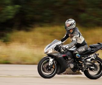 Cascos: Servicios de Veneno Biker American