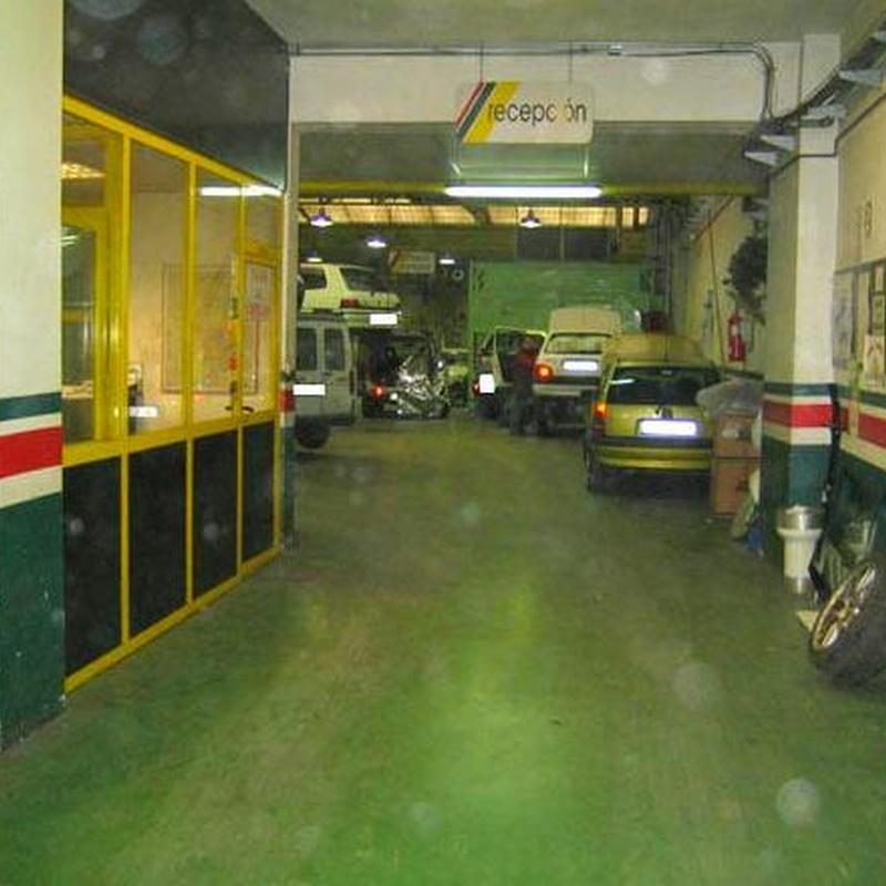 Taller de Mecánica Burgos: Taller de coches Burgos de Talleres Mario