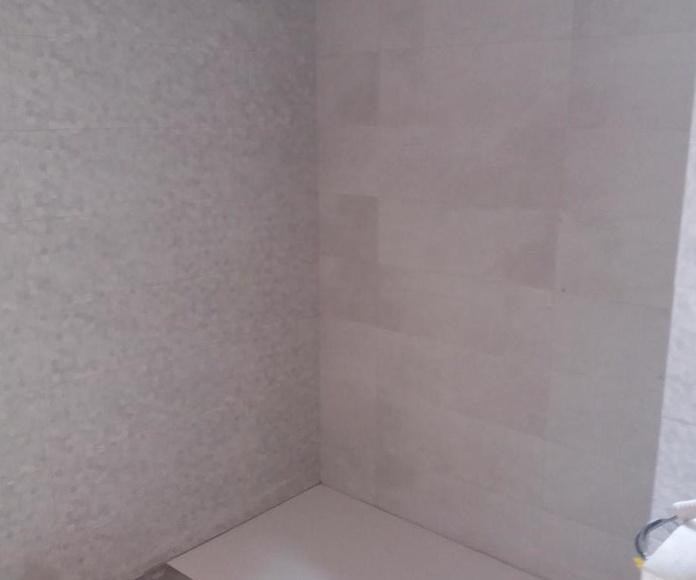 BAÑERA O PLATO DE DUCHA: Servicios de Exposición, Carpintería de aluminio- toldos-cerrajeria - reformas del hogar.