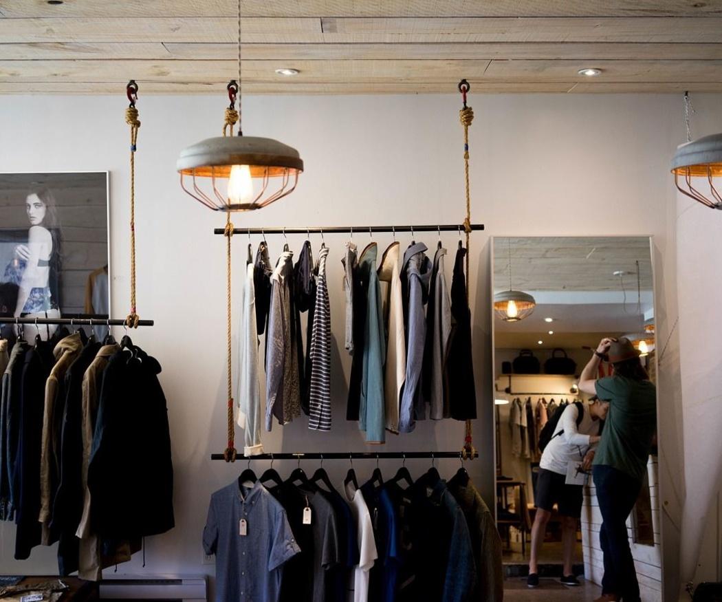 Soluciones originales para colgar la ropa
