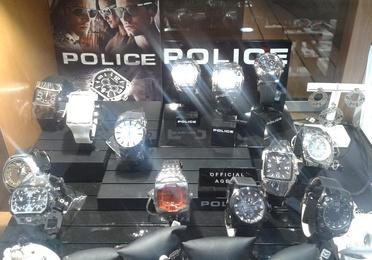 Relojes marca Police