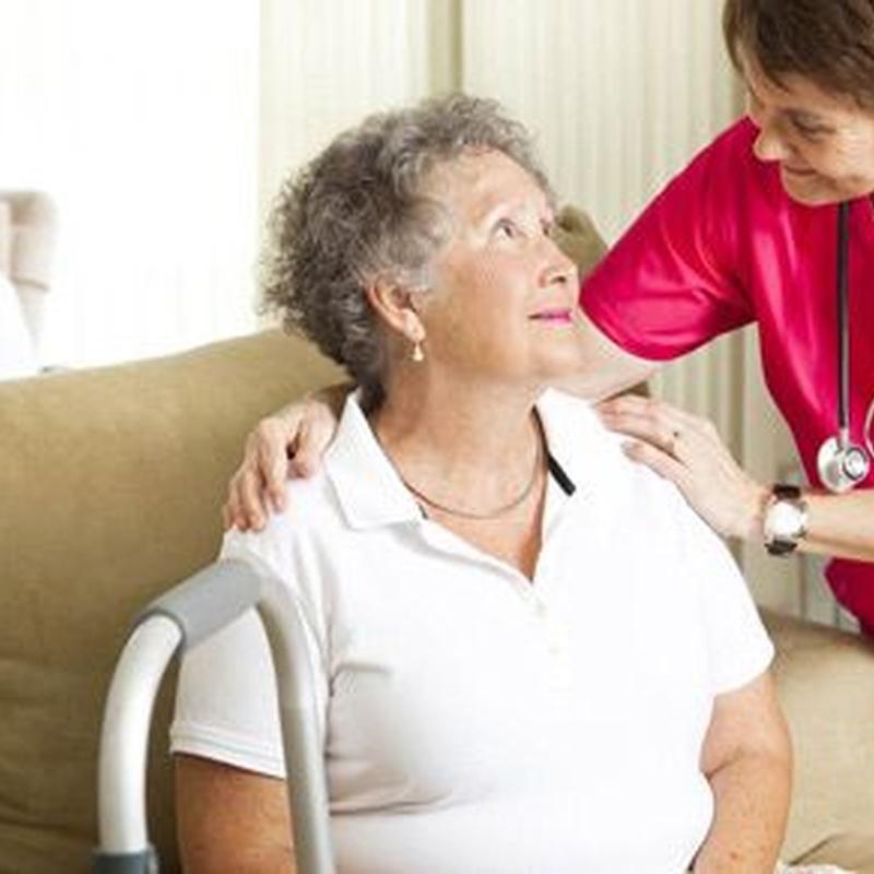 Unidad de estancias diurnas para personas mayores: Servicios of Hispalvida