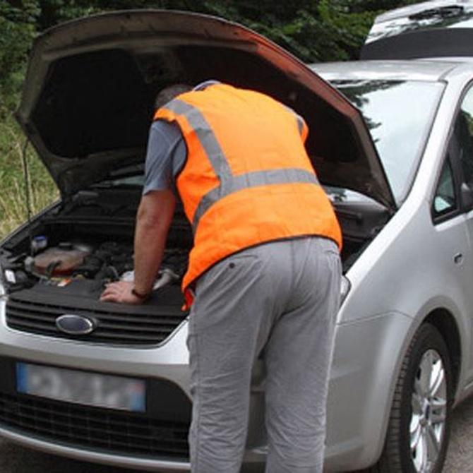 Las averías más frecuentes en los coches