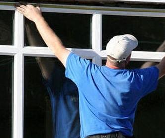 Ventanas canal 16: Catálogo ventanas de aluminio de Aluminios Fabritec