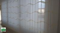 Confección de cortinas para salón en Vitoria