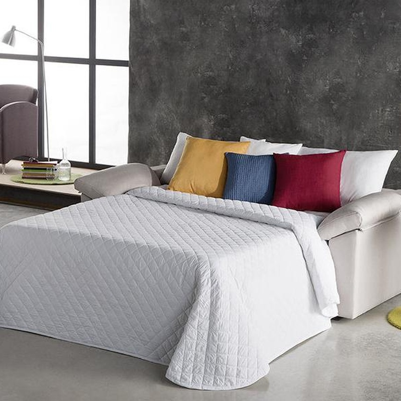 Sofa cama Asuan Abierto.