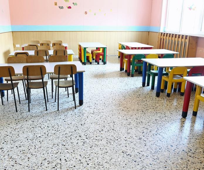 Colegios, guarderías, universidades y centros deportivos: Productos y servicios de Efi Higiene