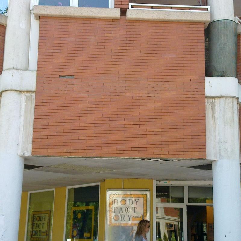 Fachadas ladrillo visto: Obras y servicios de Odeón Rehabilitaciones Integrales, S.L.