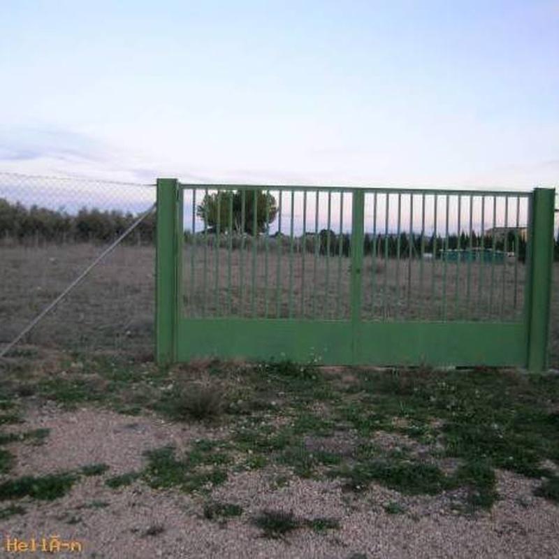 Terreno vallado: Compra y alquiler de Servicasa Servicios Inmobiliarios