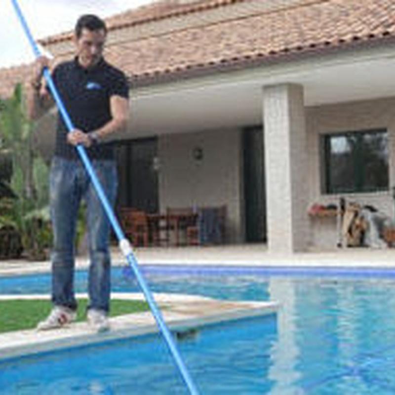 Mantenimiento de piscinas: ¿Qué hacemos? de Project Pool Piscinas