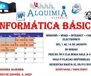 Todos los productos y servicios de Academias y centros de estudios diversos: Alquimia