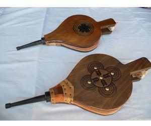 Fabricante de fuelles de madera artesanales