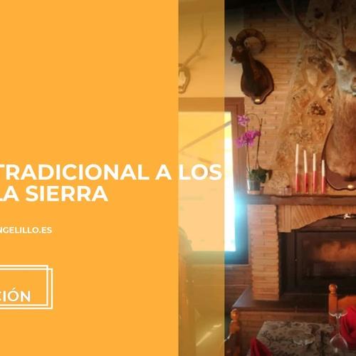 Restaurante en la Sierra de Jaén | Restaurante Angelillo