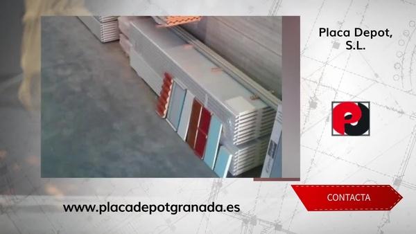 Placa de yeso laminado en Granada adaptable a huecos de ascensor