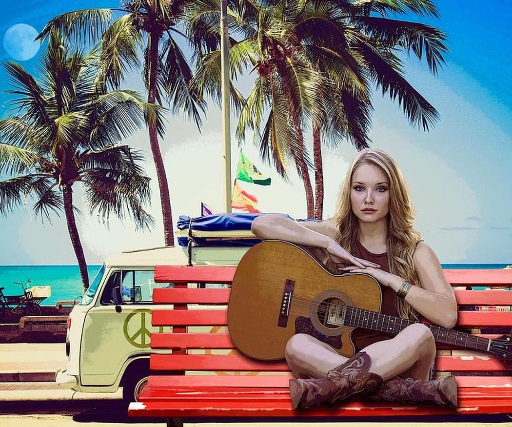 Cinco beneficios positivos de tocar la guitarra
