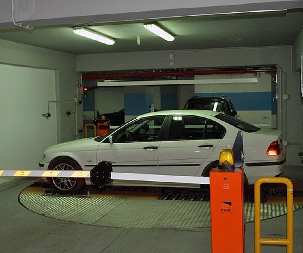 """Ventajas de tener el coche """"durmiendo"""" en un garaje"""