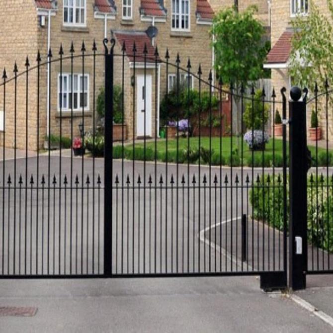 Estética y seguridad en la puerta de tu casa