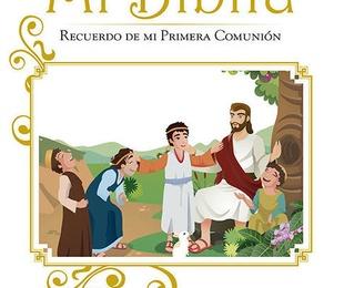 Biblia Mi Primera Comunión