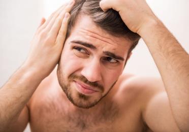 Tratamiento de hidratación masculino