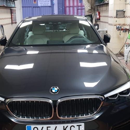 Lavado integral de vehículos en Vizcaya